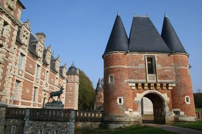 Visite Guidée Du Domaine De Chambray à Gouville