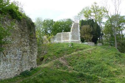 Visite Guidée Du Donjon D'avrilly à Avrilly