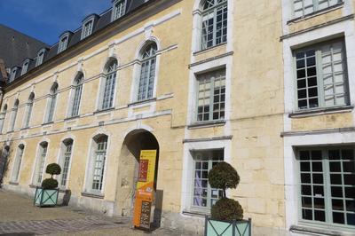 Visite Guidée Du Fonds Ancien De La Bibliothèque Municipale Condorcet à Montivilliers