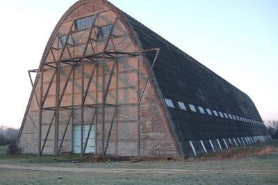 Visite Guidée Du Hangar À Dirigeables D'ecausseville à Ecausseville