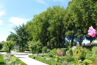 Visite Guidée Du Jardin Des Plantes à Amiens