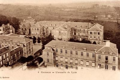 Visite Guidée Du Lycée Lebrun à Coutances