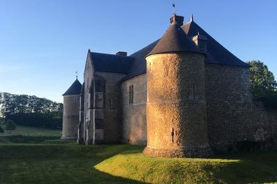 Visite Guidée Du Manoir Du Castel à Ecretteville les Baons