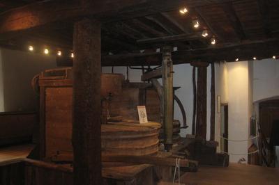 Visite Guidée Du Moulin à Sinsat