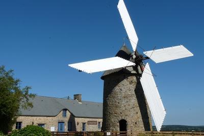 Visite Guidée Du Moulin à Fierville les Mines