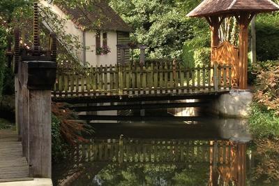 Visite Guidée Du Moulin De La Poëlerie Et De Ses Dépendances à Longny au Perche