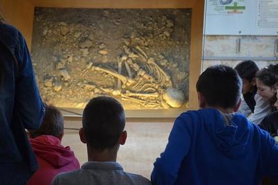 Visite Guidée Du Musée à La Chapelle aux Saints