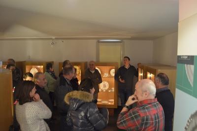 Visite Guidée Du Musée à Samadet