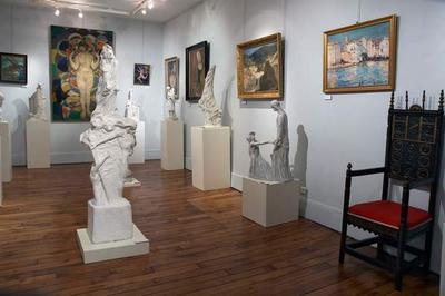 Visite Guidée Du Musée Boleslas Biegas Par Xavier Deryng, Maître De Conférences à L'université De Rennes à Paris 4ème