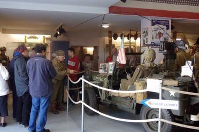 Visite Guidée Du Musée De La 2ème Guerre Mondiale Roger Bellon à Conlie