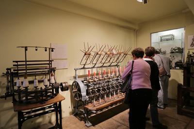 Visite Guidée Du Musée De La Bonneterie à Troyes