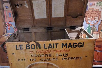 Visite Guidée Du Musée Des Commerce Et Des Marques à Tourouvre