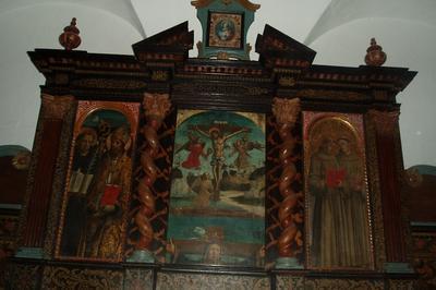 Visite Guidée Du Musée Et De La Collégiale à Algajola