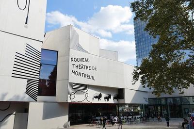 Visite Guidée Du Nouveau Théâtre De Montreuil