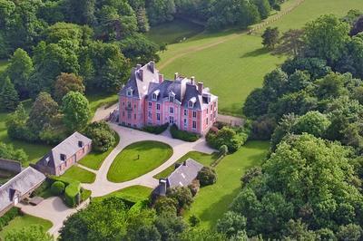 Visite Guidée Du Parc Du Château à Bacilly