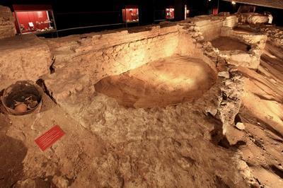 Visite Guidée Du Parcours D'exposition Permanent Gallo-romain à Dax