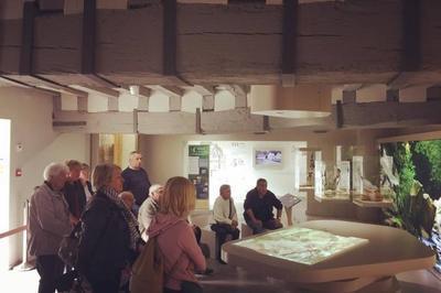 Visite Guidée du Petit Moulin à Cernay la Ville