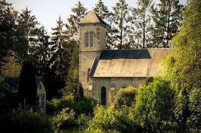 Visite Guidée Du Prieuré Saint-ortaire à Bagnoles de l'Orne