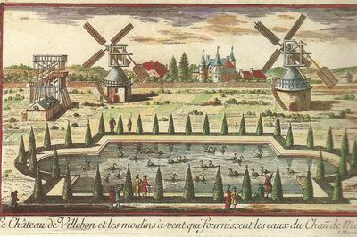 Visite Guidée Du Réseau Hydraulique Du Domaine De Meudon, Construit Par Le Marquis De Louvois Au Xviie Siècle.