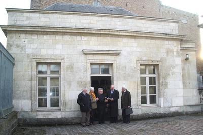 Visite Guidée Du Siège De L'académie Des Sciences Lettres Et Arts D'amiens à Amiens