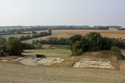 Visite Guidée Du Site Archéologique De La Villa Gallo-romaine D'embourie à Embourie
