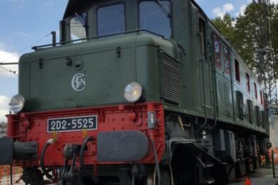 Visite Guidée Du Site De L'ancien Dépôt Des Locomotives à Vapeur à Ivry sur Seine