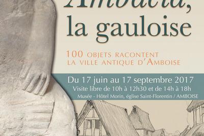 Visite Guidée Du Site Des Châtelliers à Amboise