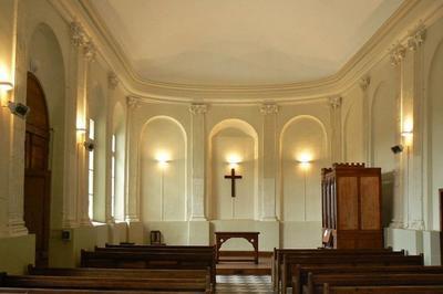 Visite Guidée Du Temple Protestant De Montivilliers