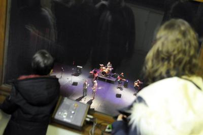 Visite Guidée Du Théâtre à Saint Avold