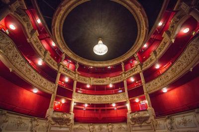 Visite Guidée Du Théâtre De Nevers