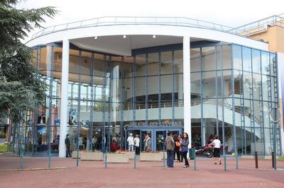Visite Guidée du Théâtre des Louvrais à Pontoise