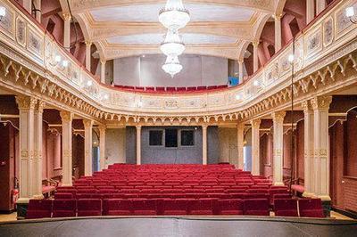 Visite Guidée Du Théâtre Du Château D'eu à Eu