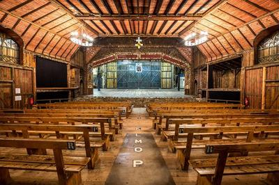 Visite Guidée Du Théâtre Du Peuple - Maurice Pottecher à Bussang