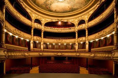 Visite Guidée Du Théâtre Gabrielle-dorziat à Epernay