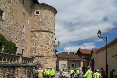 Visite Guidée Du Village à Saint Andre en Royans