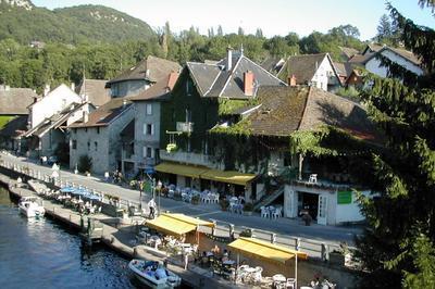 Visite Guidée Du Village De Chanaz