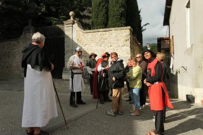 Visite Guidée Du Village Médiéval D'aspres à Aspres sur Buech