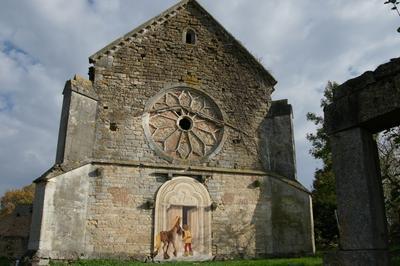 Visite Guidée Et Costumée De La Chapelle De Libdeau à Toul