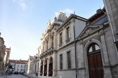 Visite Guidée Et Libre De La Salle Poirel à Nancy