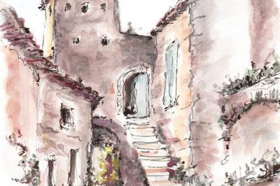 Visite Guidée Gratuite De Lagorce Par Les Amis De L'histoire
