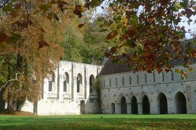 Visite Guidée Itinérante Et Musicale De L'abbaye De Fontaine-guérard à Radepont