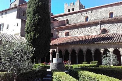 Visite Guidée L'abbaye Au Coeur De La Ville à Arles sur Tech