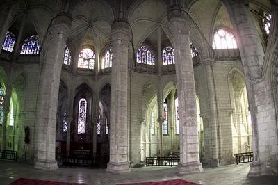 Visite Guidée La Basilique D'hier À Aujourd'hui à Saint Quentin