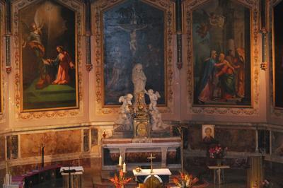 Visite Guidée : La Part Des Anges à Notre-dame-de-la-jonquière à Grazac