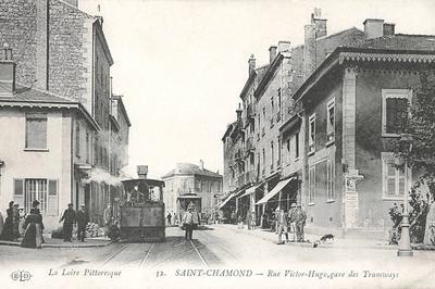 Visite Guidée: La rue Victor Hugo ou l'ère de l'éclectisme architectural à Saint Chamond