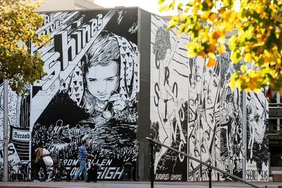 Visite Guidée Faile X Street Art à Strasbourg