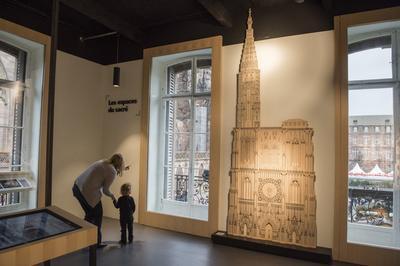 Visite Guidée : « Regards Croisés Sur La Cathédrale Avec Le 5e Lieu » à Strasbourg
