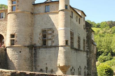 Visite Guidée : Le Château Et Le Village Castral Aux Xvie Et Xviie Siècles à Lacaze