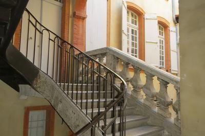 Visite Guidée Les Hôtels Particuliers à Montauban