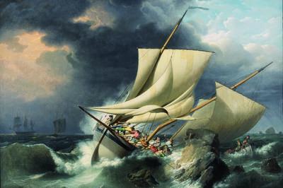 Visite Guidée Les Peintres De La Mer à Brest
